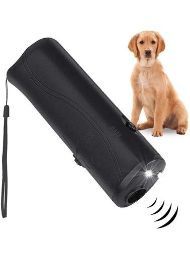 Techmaster Ultrasonik Köpek Savar Kovucu - Köpek Eğitim Cihazı Led Işıklı M2 Renkli